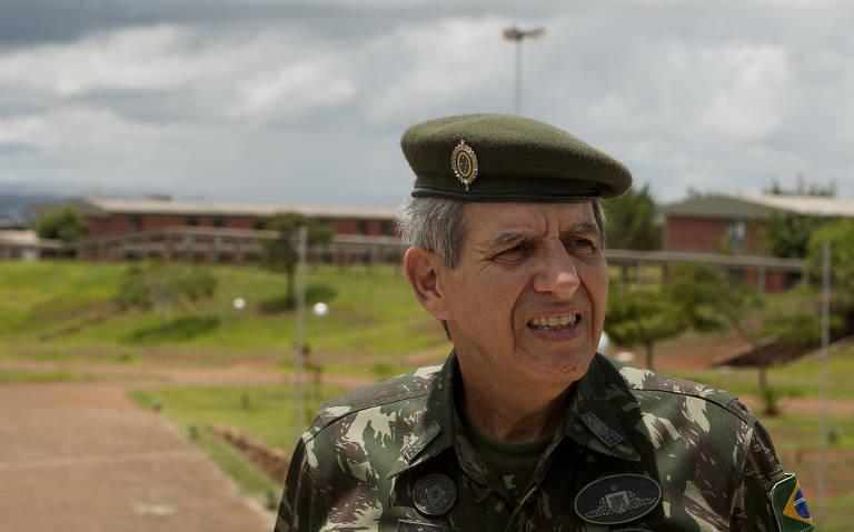 General da reserva Augusto Heleno é um dos responsáveis pelo plano de governo do capitão reformado. Ex-Alto Comando, é indicado ministro da Defesa em um eventual governo Bolsonaro,