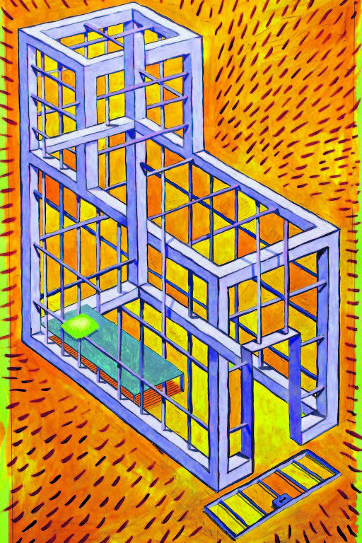 prisão absurda