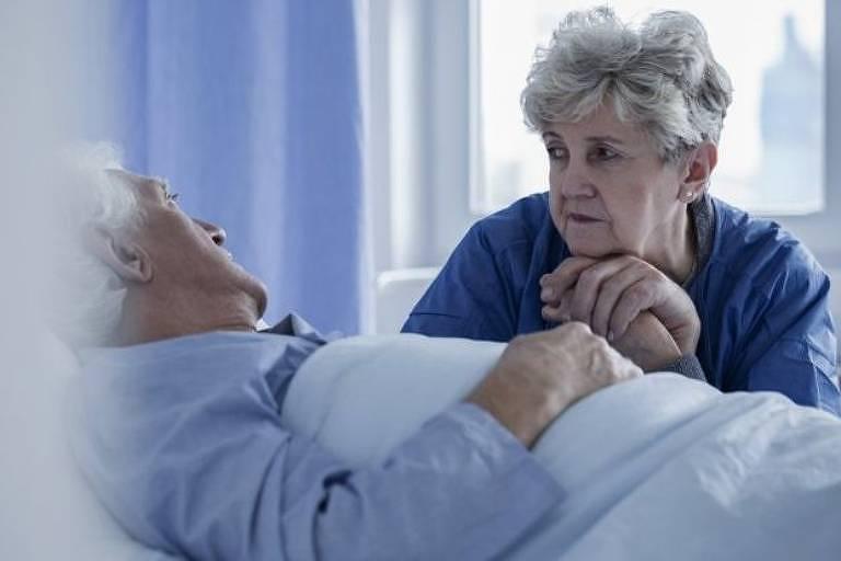 Por que eu escolhi a profissão de ajudar pessoas na hora da morte