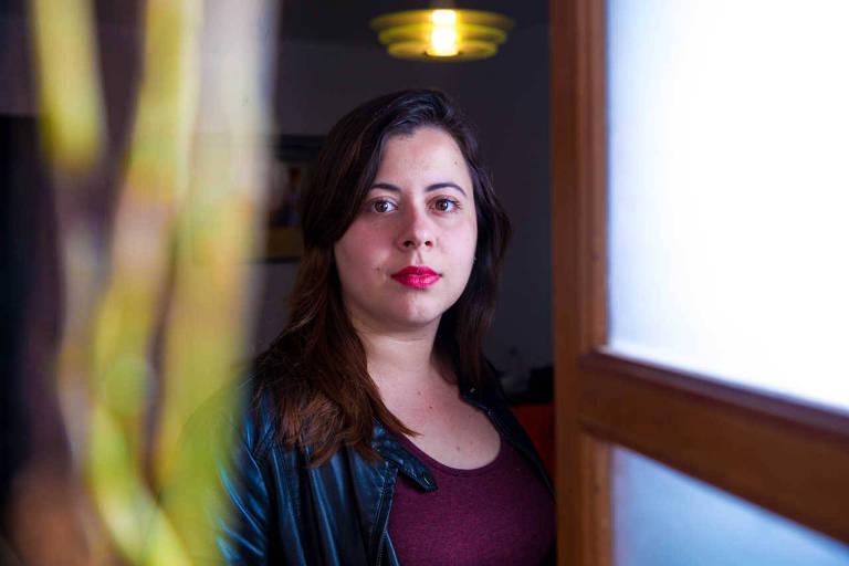 Sâmia Bonfim, eleita deputada federal pelo PSOL