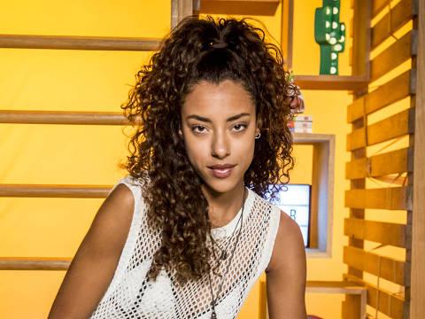 Malhação: Vidas Brasileiras - Jade ( Yara Charry ) DIREITOS RESERVADOS. NÃO PUBLICAR SEM AUTORIZAÇÃO DO DETENTOR DOS DIREITOS AUTORAIS E DE IMAGEM