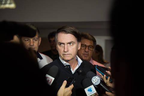 Valor questionado no TSE soma 38% da receita declarada por Bolsonaro