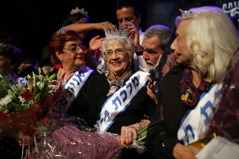 Tova Ringer, 93, é eleita Miss Holocausto Survivor