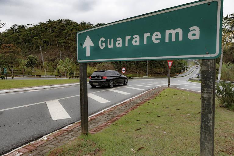 Baixa criminalidade em Guararema