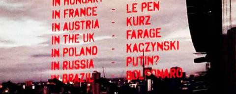 Roger Waters pede resistência ao neofascismo no mundo