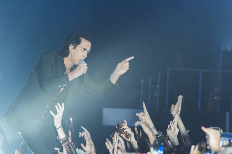 Nick Cave and The Bad Seeds Popload 2018