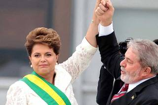 A crise politica no governo de Dilma Rousseff