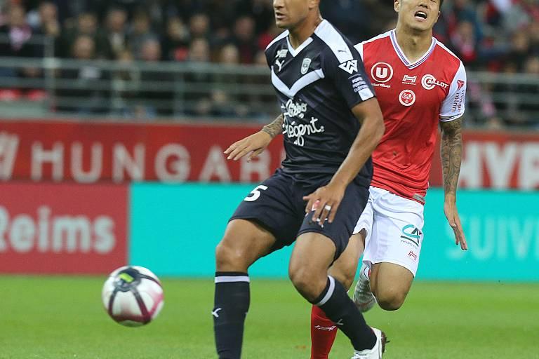 Ex-zagueiro do Corinthians, Pablo, hoje no Bordeaux (FRA) foi convocado pela primeira vez para a seleção