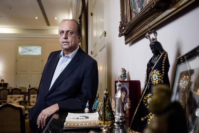 ba8280ef7f Pezão é o quarto governador do Rio de Janeiro preso
