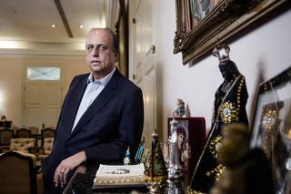 O governador do estado do Rio de Janeiro, Fernando Pezão
