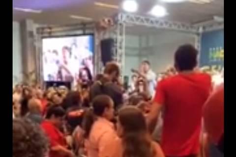 Irmão de Ciro chama petistas de babacas e diz que partido merece perder