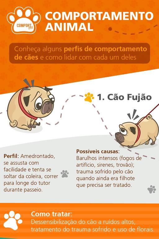 Perfis de cães
