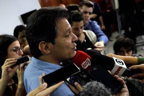 Campanha de Haddad avalia que discurso de Cid coloca em xeque 'frente democrática'