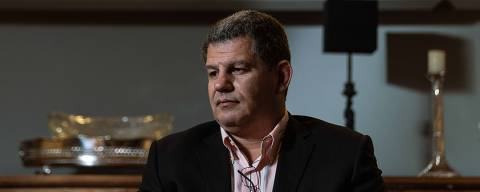 Rio de Janeiro, Rj, BRASIL. 15/10/2018; Retrato de Gustavo Bebianno, presidente do PSL e aliado de Bolsonaro.    ( Foto: Ricardo Borges/Folhapress)
