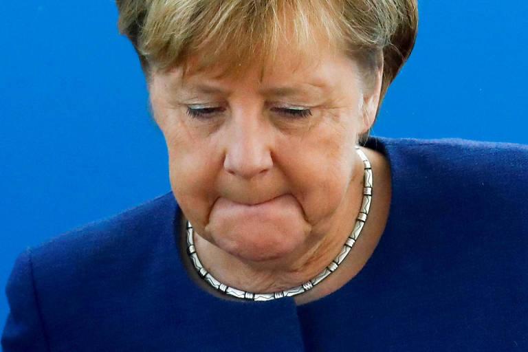 Conversas do 'brexit' são como fazer uma bola ficar quadrada, diz Merkel