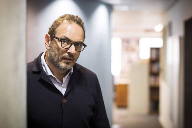 Luiz Schwarcz, editor e diretor da Companhia das Letras