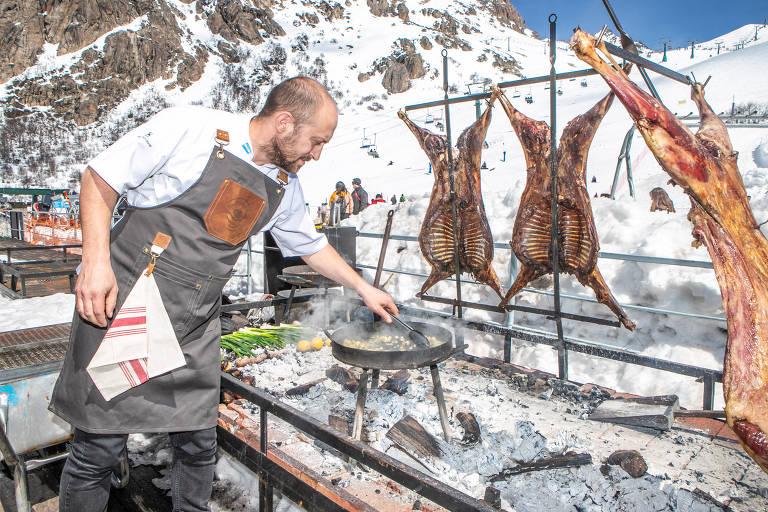 Festival de gastronomia de Bariloche