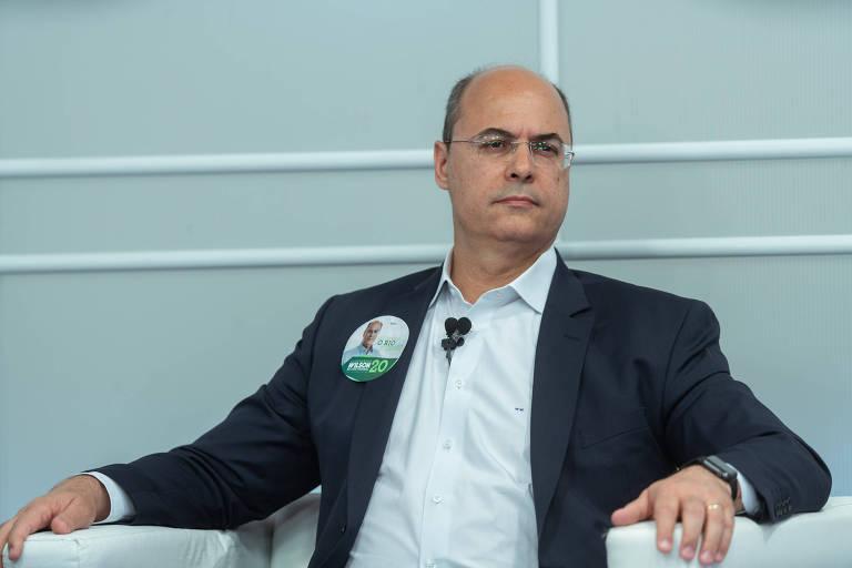Candidato ao Governo do Rio Wilson Witzel (PSC)