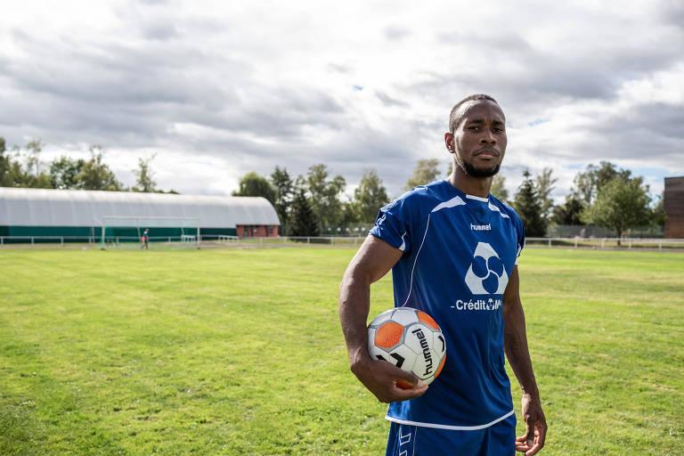Kerfallo Sissoko, guineano agredido durante jogo de liga amadora da França