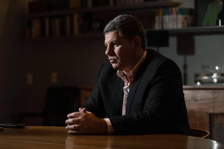Gustavo Bebianno, ex-presidente do PSL (Partido Social Liberal) e futuro ministro da Secretaria-Geral da Presidência