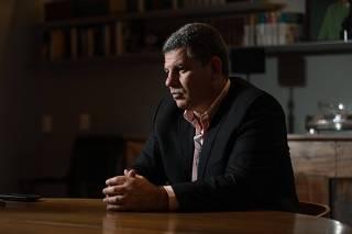 Gustavo Bebianno, presidente em exercício do PSL