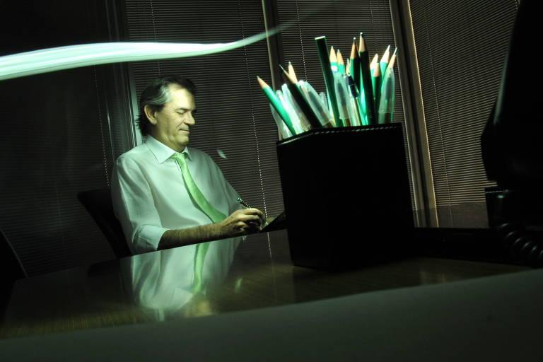 Marcelino Rafart de Seras, presidente da Ecorodovias
