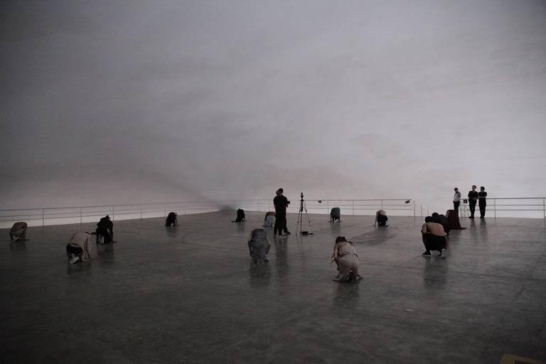 'Mira', da São Paulo Companhia de Dança