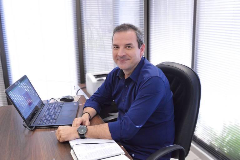 Carlos Alexandre Gomes, diretor-executivo da rede Banneg