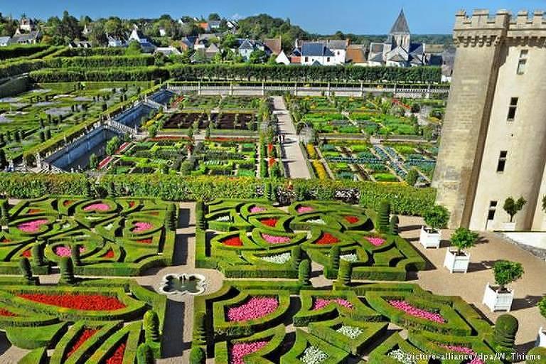 Parques e jardins na Europa