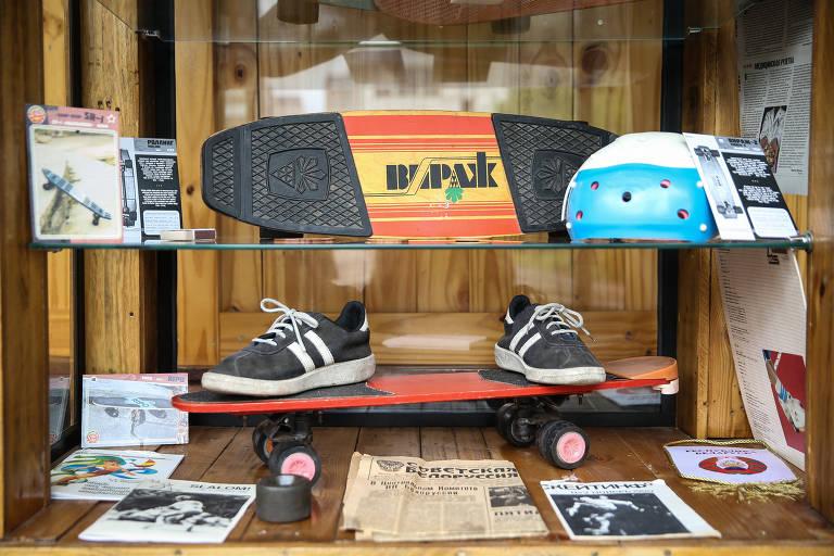 A história do skate nos tempos da Guerra Fria