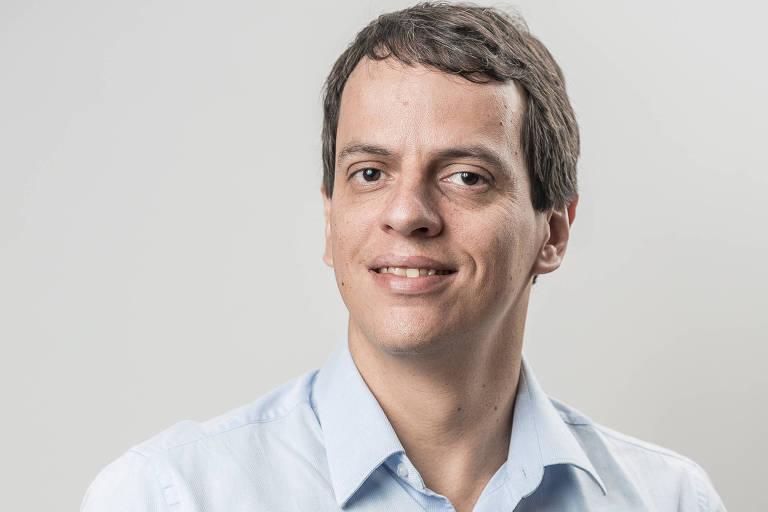 O neurologista Luciano Melo, novo colunista da Folha