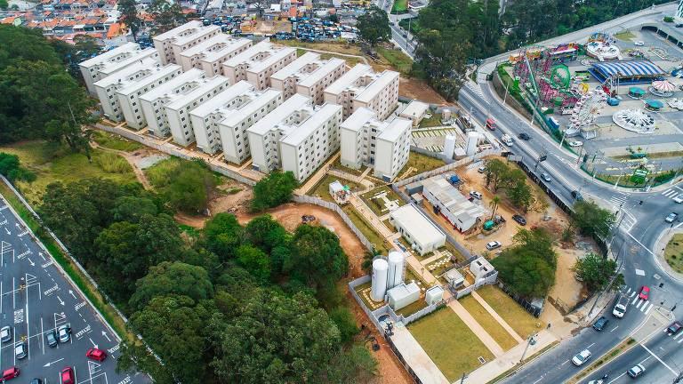 Os bairros de São Paulo que mais crescem