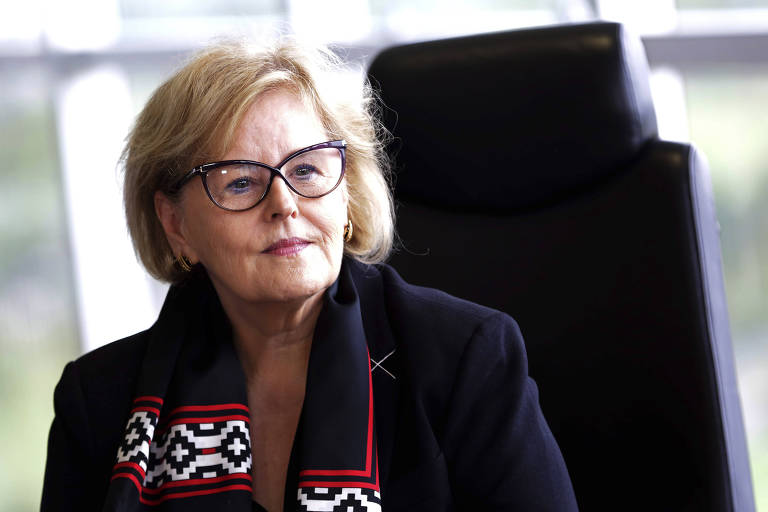 Advogados pedem audiência com Rosa Weber sobre fake news