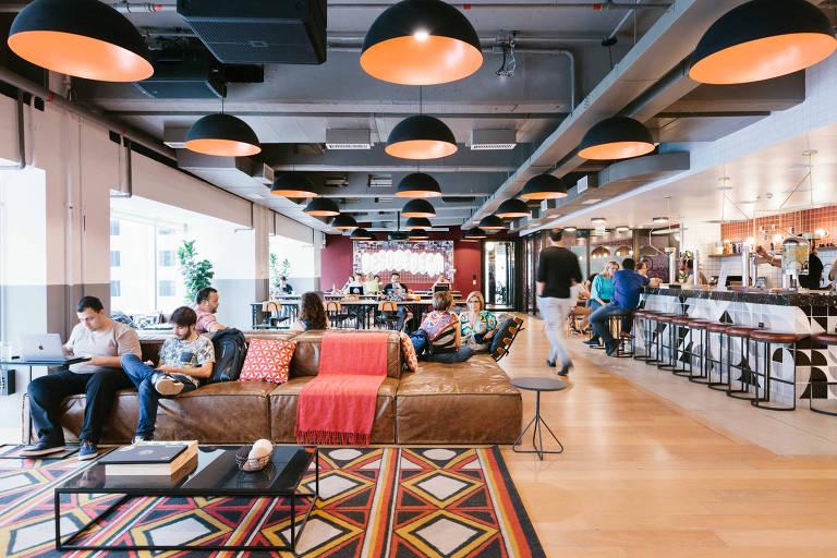 Design no ambiente de trabalho