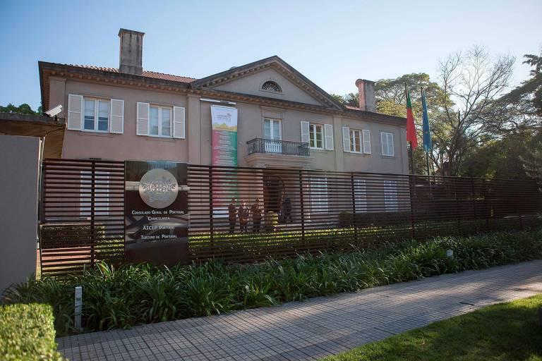 O consulado de Portugal em São Paulo é líder mundial em concessão de cidadania portuguesa