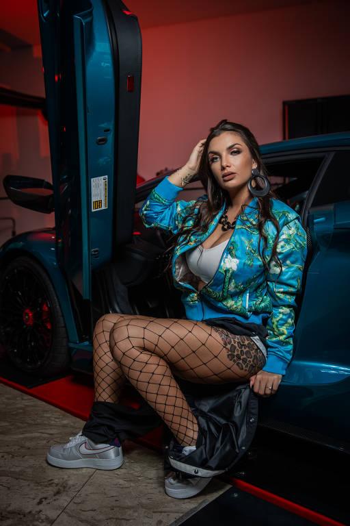 Elettra Lamborghini