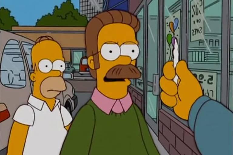 Em episódio de 2005, Simpsons previram legalização da maconha no Canadá