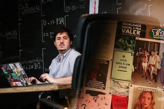 O especialista em direito e internet Francisco Brito Cruz