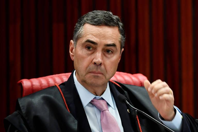 O ministro do STF Luis Roberto Barroso