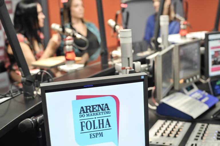 Programa Arena do Marketing, realizado em parceria com a ESPM Escola Superior de Propaganda e Marketing
