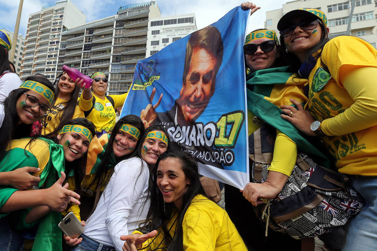 Bolsonaro no 2º turno