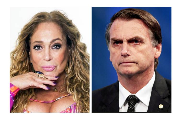 Saiba quais artistas apoiam a candidatura de Jair Bolsonaro (PSL)