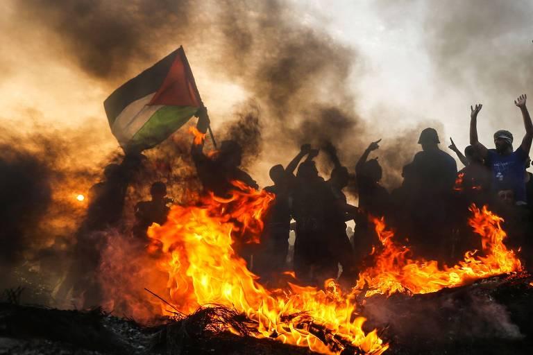 Palestinos praticam tortura sistemática de opositores, aponta relatório