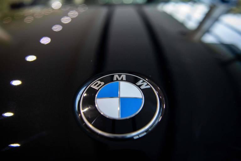 Logo da BMW