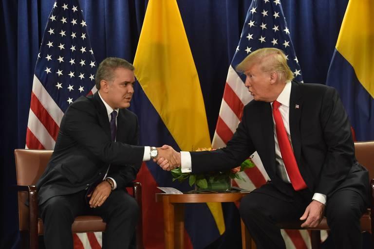Como ficam as relações Colômbia-EUA na era Biden