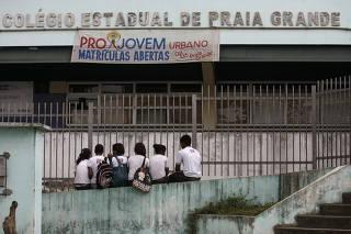 Escolas c/ Ideb ruim em Salvador