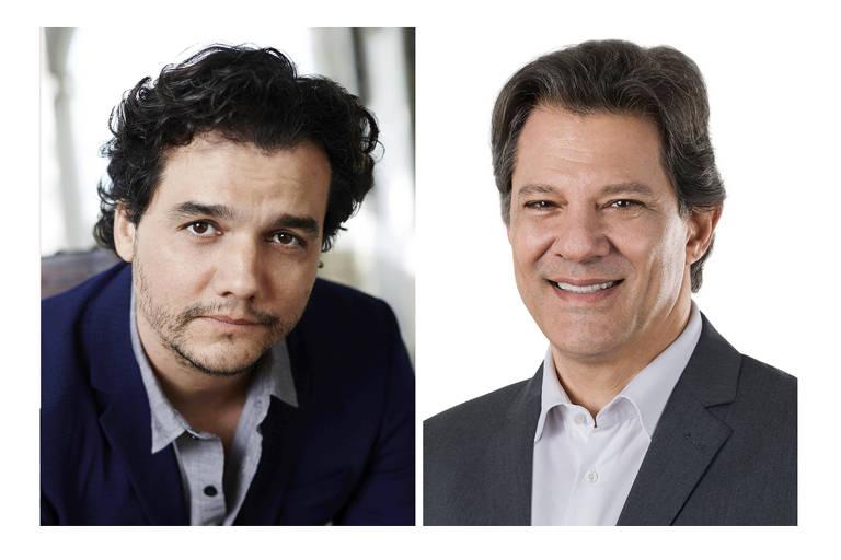 Saiba quais artistas apoiam a candidatura de Fernando Haddad (PT)