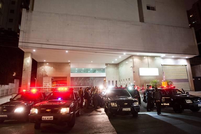 Tentativas de assalto no Brasil