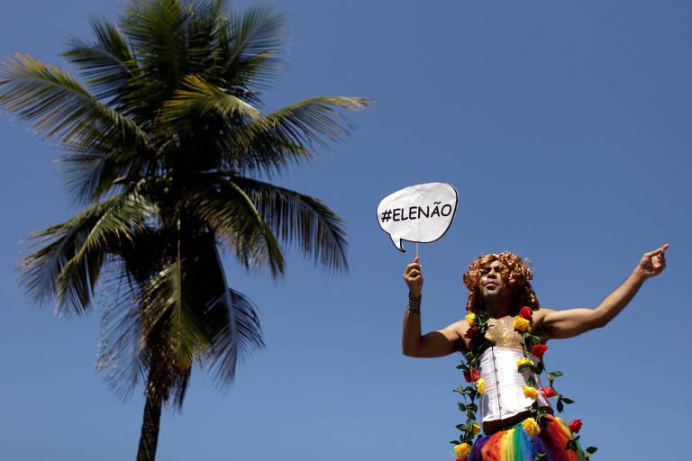 LGBTs se posicionam sobre Bolsonaro