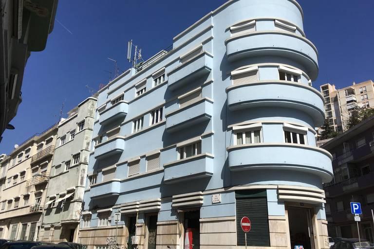 Bairro das Colônias, em Lisboa